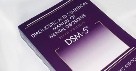 Okładka książki DSM-5